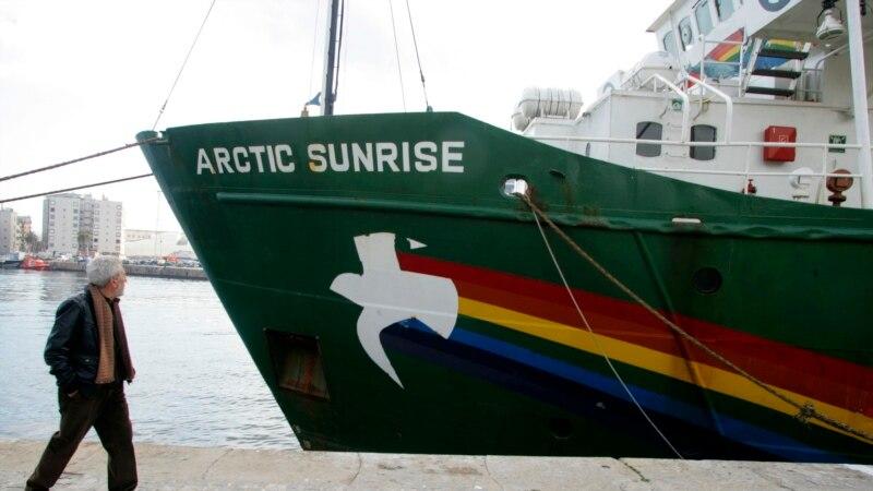 Greenpeace Selidiki Dampak Pemanasan Bumi di Kutub Selatan