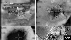 چەند وێنەی سەتەلایتی کە ٢٠ی ٢٠١٨ ئامادەکراوە واتا کارگەی گومانلێکراوی ناوکی سوریا کە ئێسرایل لە ٢٠٠٧ بۆمبارانی کرد..
