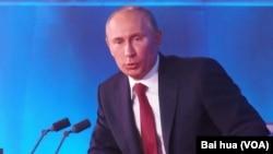 戈尔巴乔夫批普京 呼吁继续俄民主进程