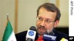 Iran's Parliament Speaker Blasts US Actions