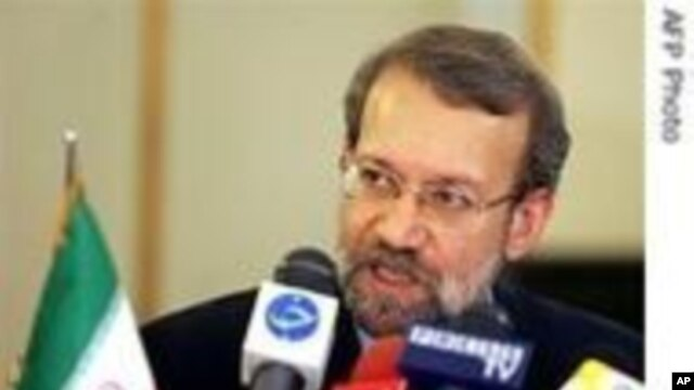 Iran's Parliament Speaker Blasts US Actions