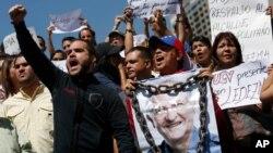 Venezuela Should Release Opposition Leader