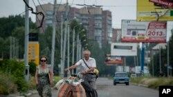 Східна Україна, як зона гуманітарного лиха. ФОТО