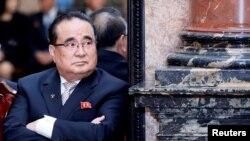 Hiện chưa rõ ọng Ri Su Yong có gặp ông Stephen Beigun ở Bắc Kinh hay không