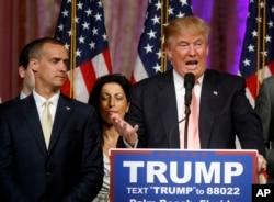 Ứng viên đảng Cộng Hòa Donald Trump gặp nhiều chỉ trích vì kêu gọi cấm người Hồi giáo nhập cảnh vào Hoa Kỳ.