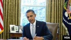 Presiden AS Barack Obama mengirim surat kepada para pemimpin regional di Afrika.