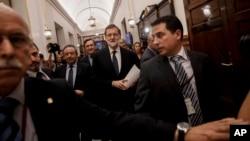 Rajoy dejó claro que no admitirá que el Congreso, donde carece de mayoría, pueda revocar las políticas que llevó a cabo desde que accedió al poder, en diciembre de 2011.