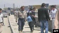 Kabil'de Savunma Bakanlığına Saldırı