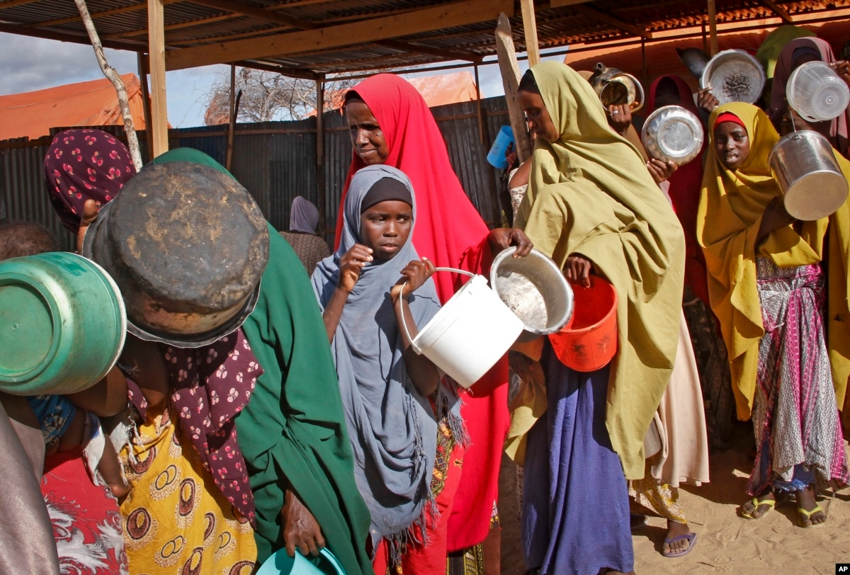 UN: Millions Could Face Severe Food Shortages as Drought Grips Somalia
