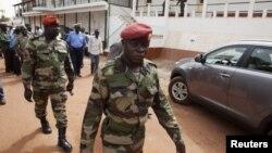 O golpe militar em Bissau azedou as relações com Luanda e deixou 349 polícias retidos, após finalizarem formação (foto de arquivo)