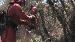 Inmates Fight Fires, Find New Skills for Life after Prison