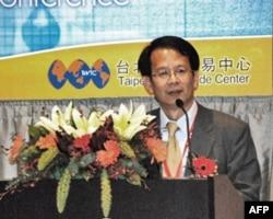 驻香港台北贸易中心主任刘锡威