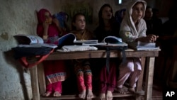 طالبان تعلیم دختران را از صنف چهارم بالاتر اجازه نداده اند