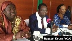 Dioncounda Traoré, chef de la mission d'observation de la Francophonie et de l'Union africaine au Tchad
