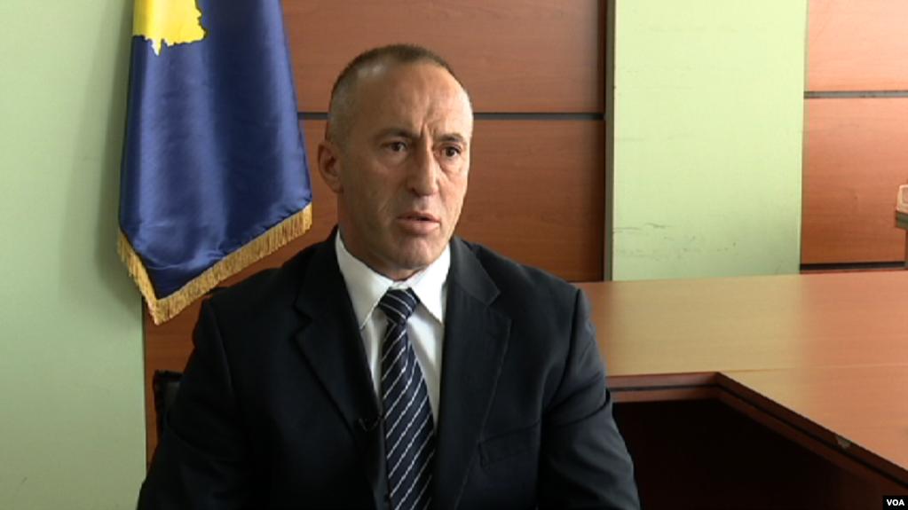 Kosovë, çështja e vizës amerikane për kryeministrin Haradinaj