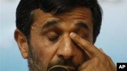 فیصلۀ شورای نگهبان ایران بر ضد تصمیم احمدی نژاد