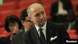 Menteri Luar Negeri Perancis Laurent Fabius (Foto: dok).