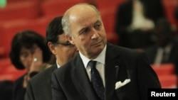 Bộ trưởng Ngoại giao Pháp Laurent Fabius.