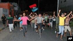واکنش ها به انکشافات در لیبیا