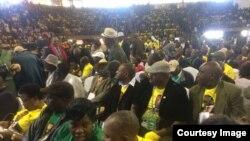 War Veterans Meet Mnangagwa