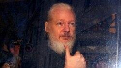 Wikileaks ထူေထာင္သူ Assange ဖမ္းဆီးလိုက္တဲ့အေပၚ ကန္အမတ္ေတြႀကိဳဆို