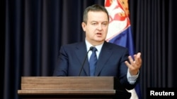 Šef diplomatije Srbije Ivica Dačić (arhivska fotografija)