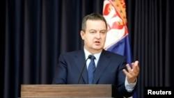 Srpski ministar spoljnih poslova Ivica Dačić (ARHIVA)