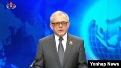 알렉산드르 마체고라 북한 주재 러시아 대사