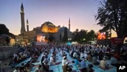 ကမာၻတဝန္း ကုိဗစ္ကာလ Eid ပြဲေတာ္နဲ႔ Hajj ပဲြေတာ္ေတြ ဆင္ႏႊဲၾကတဲ့ ျမင္ကြင္းတခ်ိဳ႕။