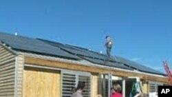 Solar Decathlon Showcases Solar-Powered Homes