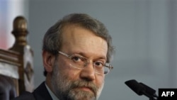 Ông Ali Larijani đến Abu Dhabi để tham dự hội nghị Liên hiệp Quốc hội Hồi giáo