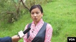 西藏流亡政府發言人達東席林