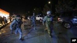 نیروهای ویژۀ افغان برای مهار کردن حمله به ساحه فرستاده شده اند