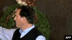 Kandidati republikan Rick Santorum fiton terren në zgjedhjet paraprake