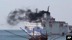 Mấy ngàn công nhân Trung Quốc đã rời khỏi Việt Nam sau những vụ tấn công hồi tháng 5/2014.