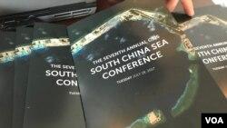 Hội nghị biển Đông lần thứ 7 do CSIS tổ chức luôn có các diễn giả Việt Nam và Học viện Ngoại giao Việt Nam là nhà tài trợ chính của hội nghị năm ngoái.