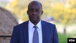 Daud Aweys, msemaji wa rais wa Somalia