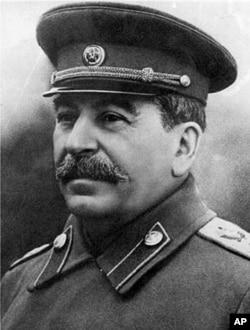 苏联独裁者斯大林