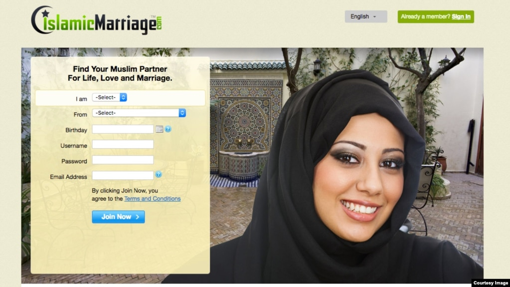 Muslim matchmaking sites