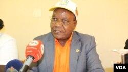 Kwanza Sul - Lider provincial da UNITA Raúl Teixiera