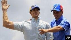 Ante su posible victoria, Chávez asegura que Henrique Capriles prevé cantar fraude el día de las elecciones.