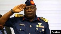 Babban hafsin tsaron kasa, Air Marshal Alex Badeh mutumin jihar Adamawa