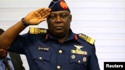 Tsohon hafsan hafsoshin Najeriya Air Marshal Alex Badeh dan asalin jihar Adamawa