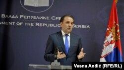 Svesni smo činjenice da ne postoji tržište koje može da zameni Evropsku uniju: Rasim Ljajić (Foto: RFE/RL)