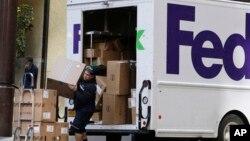 Trung Quốc hôm 1/6 tuyên bố điều tra về FedEx giao hàng sai