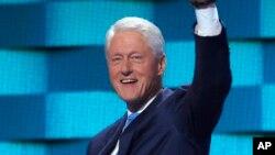 Cựu tổng thống Mỹ Bill Clinton