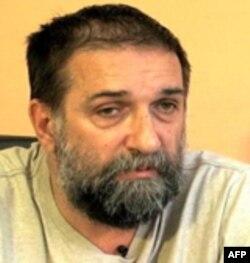 Vukašin Obradović, predsednik NUNS-a