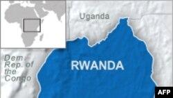 Nổ lựu đạn ở Rwanda, 10 người bị thương
