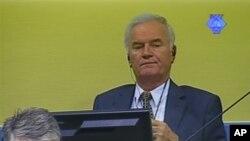 Ông Mladic bị truy tố về 11 tội danh, trong đó có tội diệt chủng