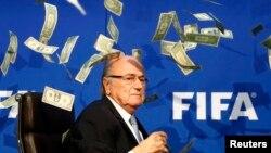 El presidente de la FIFA enfrenta ahora cargos criminales por malversación de fondos.